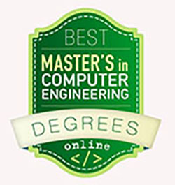 UNM Computer Engineering online master's program ranked No. 22 in U.S.