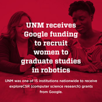 UNM receives Google funding